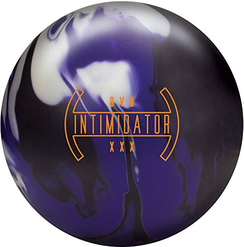 DV8 Intimidator 15lb, Black/Purple/White