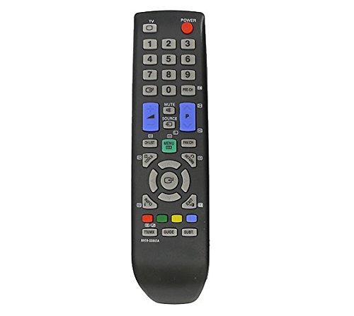 121AV Ersetzt Fernbedienung BN59-00865A kompatibel mit Samsung TV-Monitor LE32B450C4W LE32B450C4W LE32B450 LE26B450 LE22B650 LE22B450 LE19B650 LE19B450 LS19CFVKF PS42B430 LS23CFVKF