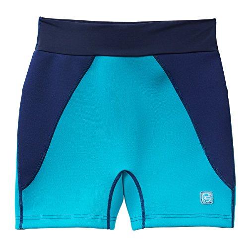 Splash About Herren Jammer (Schwimm-/Badehose) Jammers, Blau (Navy/Jade), X Small/Size 56 - 68