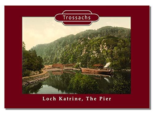 Trossachs Loch Katrine The Pier A3...