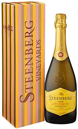 Steenberg 1682 Chardonnay MCC N/V | Halbtrocken | Schaumwein aus Südafrika (0.75l)