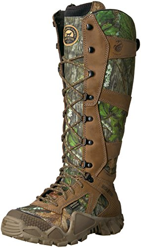 Irish Setter Women's Vaprtrek 1821 Knee High Boot, Mossy Oak Obsession Camouflage, 7.5 B US