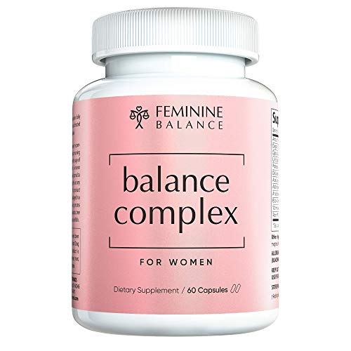 FEMININE ISSUES GUARANTEE - Balance Complex is backed by AFT (Advanced Formulation Technology) and is the only product manufactured with such a strong guarantee. If you don't see the difference with Balance Complex for any reason we will refund you a...