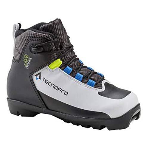 Tecnopro Dziecięce buty do biegania na nartach Ultra Prolink White/Black/Royal, 2