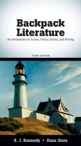 Backpack Literature: An Introduction to Fiction, Poetry,...