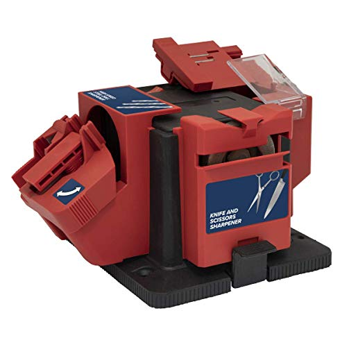 Product Image of the Sealey Multi-Purpose Sharpener Bench Mounting 65W SMS2004