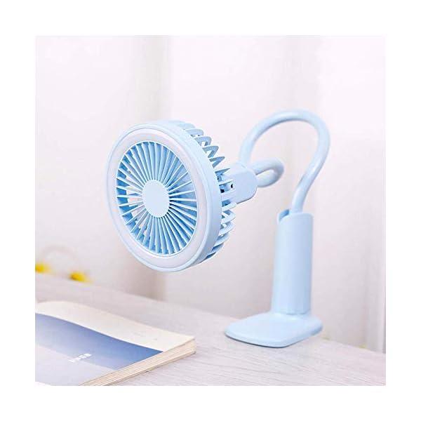ZY-Ventilador-USB-porttil-con-lmpara-LED-ms-Fresco-Mini-Ventilador-Conveniente-Clip-de-Escritorio-pequeo-Escritorio-USB-Ventilador-de-refrigeracin-2-Velocidad-Ajustable-LOLDF1