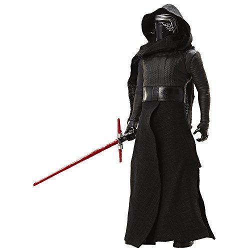 STAR WARS - Figura el Despertar de la Fuerza de 45 cm, Color Negro (Disney 90823-EU-PLY)