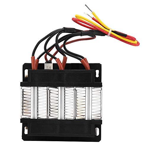Thermostat, 220 V 200 W PTC Keramik Lufterhitzer Heizelement, Elektrische Heizung Isolierung Konstante Temperatur Luftheizung