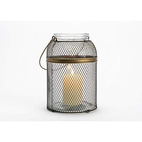 Amadéus - Amadeus - Photophore lanterne métal GM