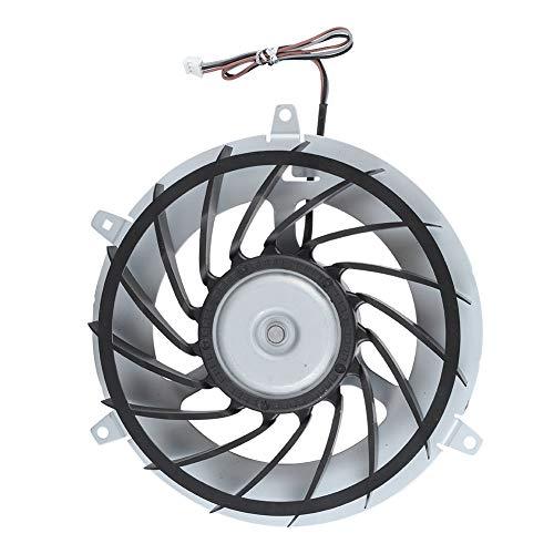 Mugast Ventilatorkoeler Internal, voor Playstation 3 interne ventilatoren, grote windsterkte, koelventilator, stille en snelle warmteafvoer, interne ventilator voor PS3