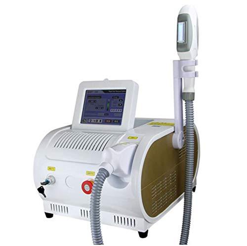 Wenhu IPL Haarentfernung Tragbarer Opt SHR-System-Desktop-Opt-Haarentfernung Instrument Gefrierpunkt Painless Hautverjüngung Freckle Schönheit Instrument Magneto E- Licht