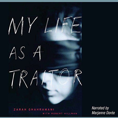 My Life as a Traitor  audiobook cover art