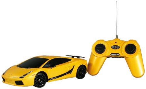 Jamara 403763 – Mini Racing Buggy 1 : 24 40 MHz Jaune