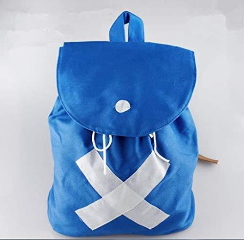 cvvbfgbfg Anime ONE PIECE Canvas Backpack Tony Chopper Cosplay Cute School Bag Shoulder Bag Nylon Bag For Teenagers Boys Girls Kids Gift