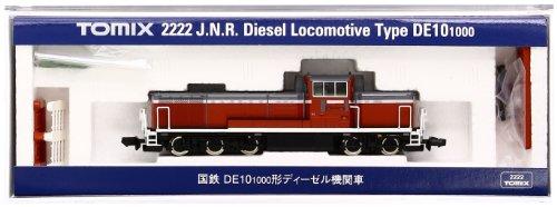 J.N.R. Diesel Locomotive TypeDE10-1000 (Model Train)