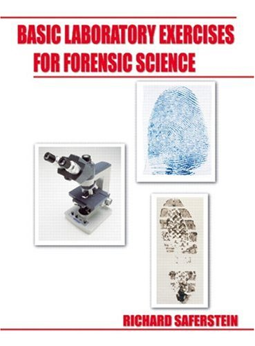 Basic Laboratory Exercises for Forensic Science