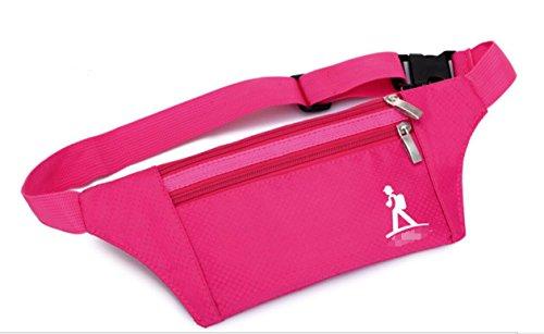 ZYT Multifonction de poche pour hommes en plein air de Pocket slim-raccord sécurité sport poches des femmes exécutant randonnée