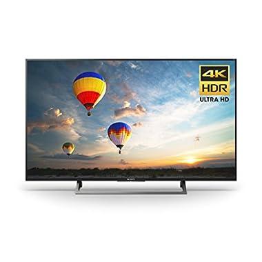 Sony XBR55X800E 55-Inch 4K Ultra HD Smart LED TV (2017 Model)