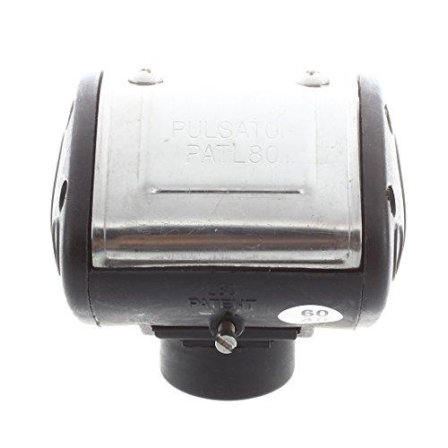 Pulsateur Laitier - SODIAL(R) L80 pneumatique Pulsateur pour vache a lait Trayeur dispositif Laitier