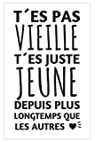 Bon Anniversaire Carnet Humoristique: Idées Cadeaux Pour Femme, Carnet De Notes...