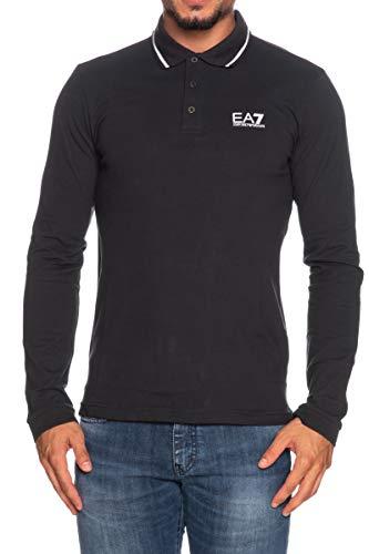 Emporio Armani EA7 Polo Shirt Night Blue L
