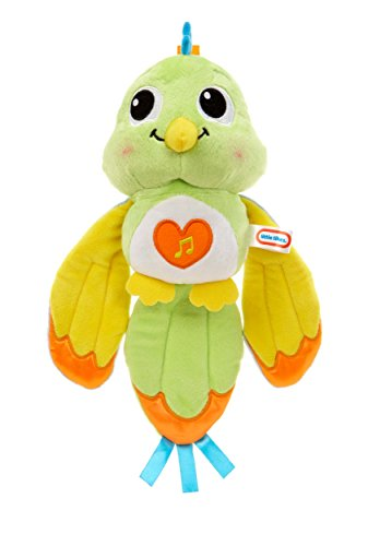 Little Tikes Baby - Lullaby Lovebird, Blue by Little Tikes