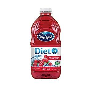 Ocean Spray Diet Cranberry Juice Drink, 64 Ounce Bottle |