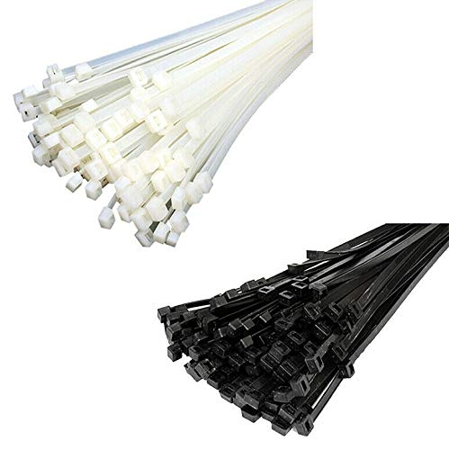 Kabelbinder Natur weiß 3,6 x 200 mm 1000 Stück West- Europäische Ware/Industriequalität @@ TOP Bewertungen @@