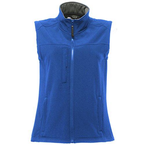 Regatta Dames Dames Flux Bodywarm Outdoot Gilet, Blauw (Oxford/Oxford), 18 (Fabrikant Grootte: 18)