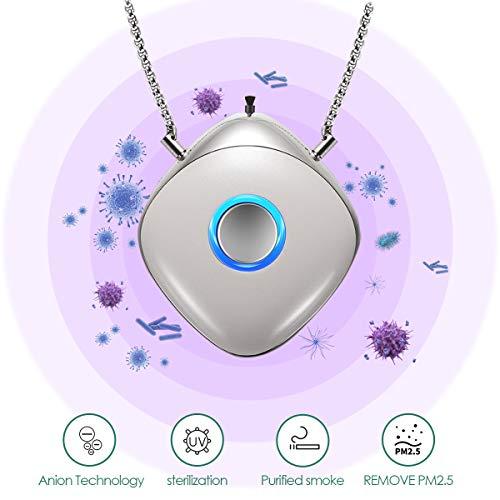 mini air purifier portable - 7