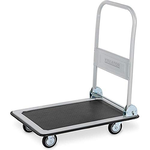 KREATOR KRT670101 - Carretilla plegable 150kg