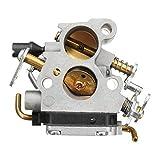 Carburador Kit Carburador Carb Para Husqvarna 235 235E 236 240 240E Motosierra 574719402 545072601