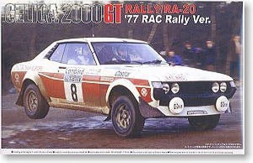 1 24 Celica 200GT RAC Rally