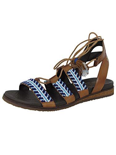 PIKOLINOS Womens Antillas W5K-MA0896 Sandal Shoe, Brandy, 41 M EU / 10.5-11 M US