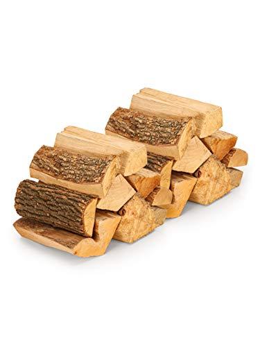 Garronda Brennholz Kaminholz Grillanzünder Feuerholz (bis 30cm) 15kg