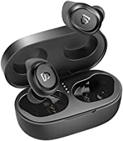 SoundPEATS TrueFree2 Wireless Earbuds Bluetooth 5.0 Headphones in-Ear Stereo IPX7 Waterproof Sports Earbuds,...