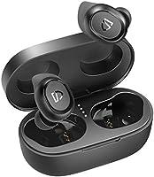 SoundPEATS TrueFree2 Wireless Earbuds Bluetooth 5.0 Headphones in-Ear Stereo IPX7 Waterproof Sports Earbuds,...