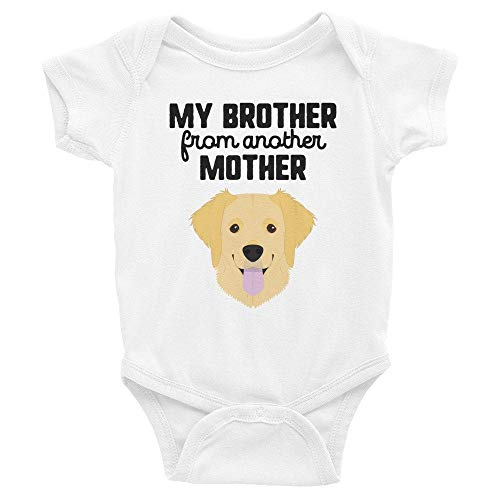 Toll2452 Body para beb, bonito disfraz de Golden Retriever para perro, gran hermano, regalo para mam