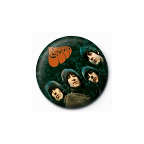 Beatles - Badges Rubber Soul (in 2,5 cm)
