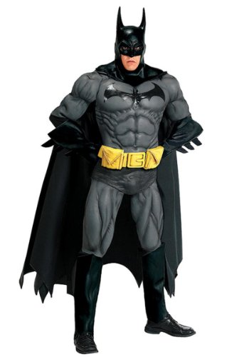 Costume Batman Supreme Edition™ adulto Taglia Unica