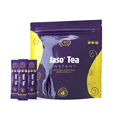 Total Life - IASO Lemon Instant Detox Tea (25 sachets) Unopened Pouch