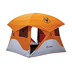 Gazelle Pop-Up Portable Camping Hub Tent