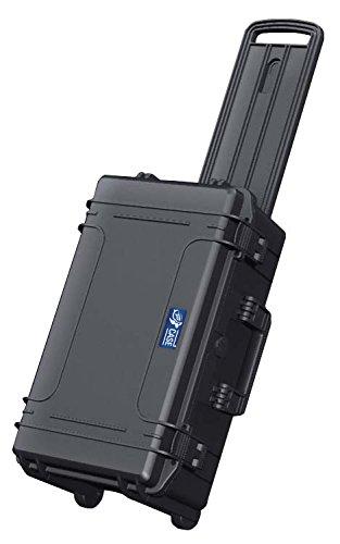 TAF Case 501M CAM - Outdoor Kamera-Trolley-Koffer Staub-und wasserdicht, IP67 schwarz
