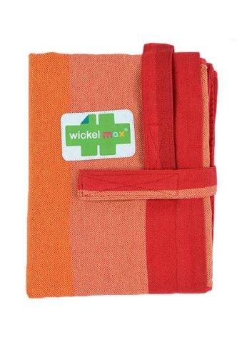 HOPPEDIZ Wickelmax - Dein Wickeltisch für unterwegs - Design Delhi