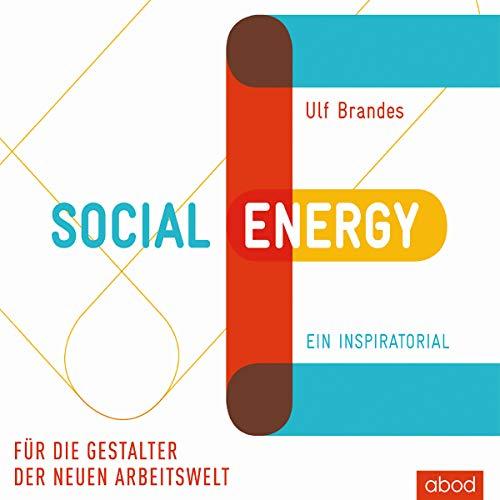 Social Energy audiobook cover art