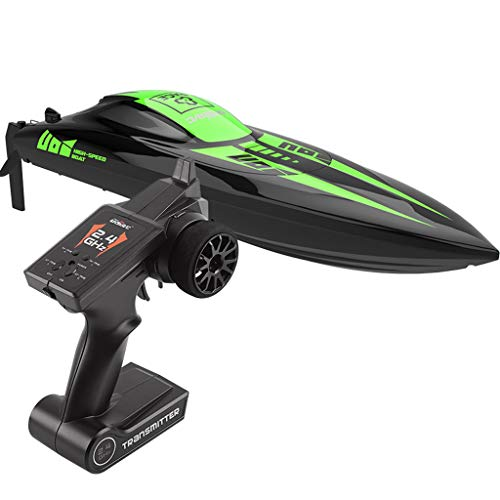 Flyalone Large Brushless RC Racing Boat 40KM/h High Speed Electronic Remote Control Boat