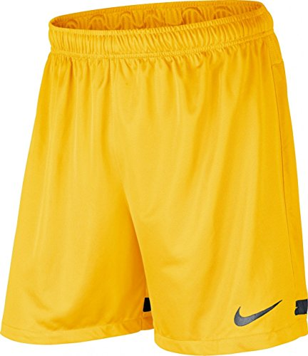 Nike - Pantaloncini DF II NB, Multicolore (Oro/Nero), XXL