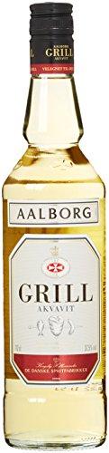 Aalborg Grill Akvavit 37.5% Absinth (1 x 0.7 l)