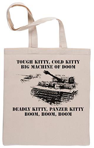 Tank Borse Per La Spesa Riutilizzabili Shopping Bag Beige